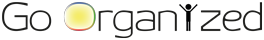 Go Organized UG (haftungsbeschränkt) Logo